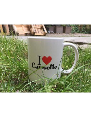 Mug I ♥ Causette