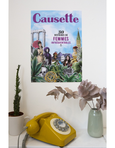Poster collector du hors-série , « 30...